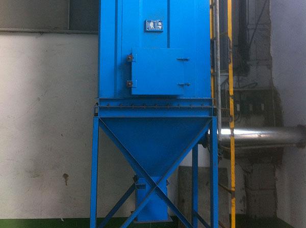 粉末冶金行业使用脉冲袋式单机除尘器