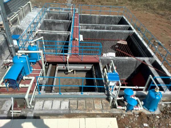 工业与生活污水处理系统