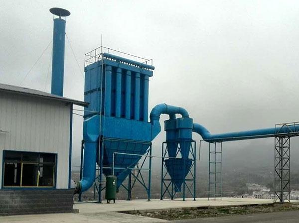 湖北电炉除尘器