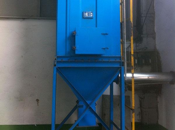 湖北粉末冶金行业使用脉冲袋式单机除尘器