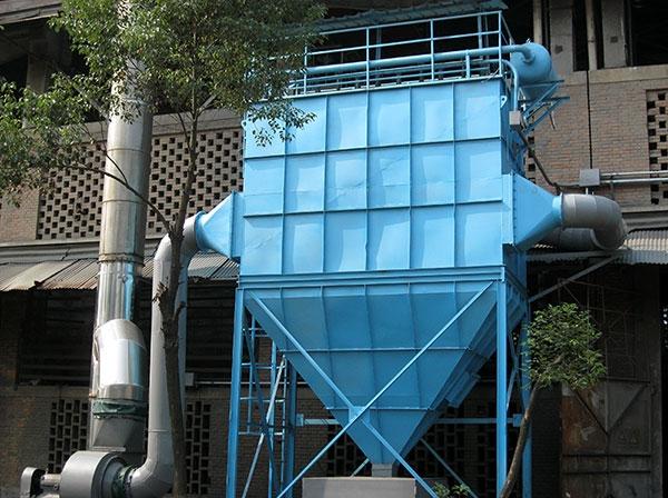 喷砂气箱式脉冲袋式除尘器