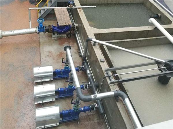 河南污水处理系统