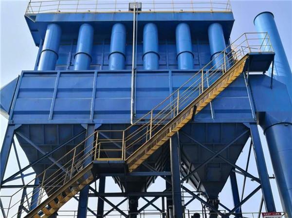 焦炭生产线除尘系统