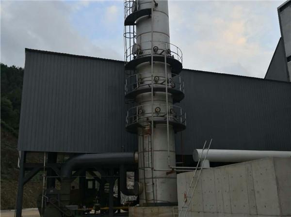 窑炉脱硫系统